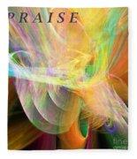 Praise Fleece Blanket