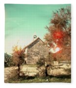 Prayers On Ponta Fleece Blanket