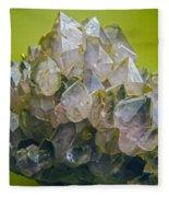 Precious Crystals Fleece Blanket