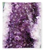 Precious Stones Formation Fleece Blanket