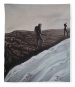 Premonition Fleece Blanket