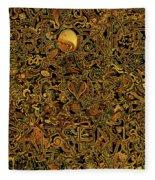 Presence Gives Presents - Inversion Fleece Blanket