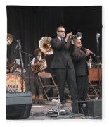 Preservation Hall Jazz Band Fleece Blanket