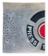 Press To Order Fleece Blanket
