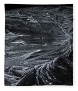 Pretty Icy Fleece Blanket