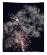 Pretty Light Fleece Blanket