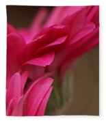 Pretty Petals Fleece Blanket