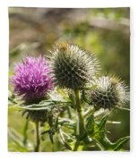 Prickly Youth Fleece Blanket
