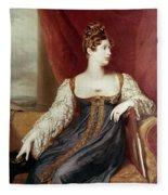 Princess Charlotte Fleece Blanket