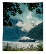 Princess Louisa Inlet Fleece Blanket