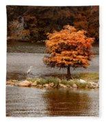 Private Island Fleece Blanket