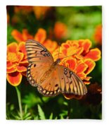 Proboscis Fleece Blanket