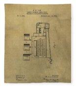 Process Of Extracting Bromine Patent Fleece Blanket