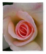 Promise Of Pink Fleece Blanket