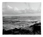Promontory La Jolla Ca Fleece Blanket