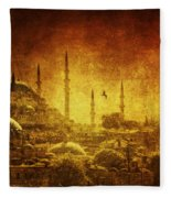 Prophetic Past Fleece Blanket