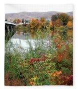 Prosser - Autumn Bridge Fleece Blanket