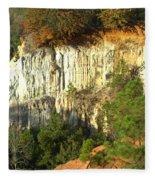 Providence Canyon State Park Fleece Blanket