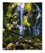 Proxy Falls Fleece Blanket