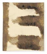 Pueblo Steps Se Fleece Blanket