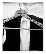 Pullman Tuxedo Fleece Blanket