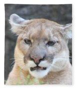 Puma Head Shot Fleece Blanket