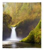 Punchbowl Pano Fleece Blanket