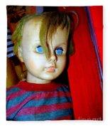 Punk Boy Fleece Blanket