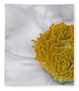 Pure And A Heart Of Gold Fleece Blanket