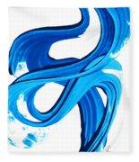 Pure Water 270 Fleece Blanket
