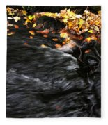 Pure Wild Autumn Denmark Fleece Blanket
