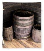 Purple Barrels Fleece Blanket