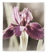Purple Fairytale Fleece Blanket