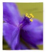 Purple Haze Fleece Blanket