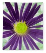 Purple Haze - Photopower 2858 Fleece Blanket