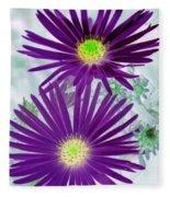 Purple Passion - Photopower 1604 Fleece Blanket