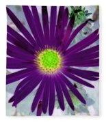 Purple Passion - Photopower 1605 Fleece Blanket