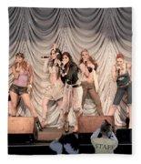 Pussycat Dolls Fleece Blanket