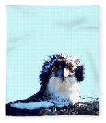 Puzzled Fleece Blanket
