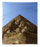 Pyramids Of Giza 20 Fleece Blanket