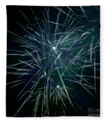 Pyrotechnic Delight Fleece Blanket