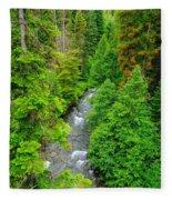 Quartz Creek Fleece Blanket