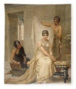 Queen Esther Fleece Blanket
