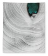 Query Climb Fleece Blanket