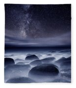 Quest For The Unknown Fleece Blanket