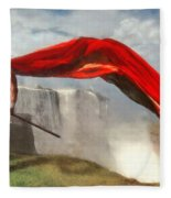 Qui Vive Fleece Blanket