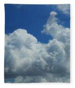 Rabbit Cloud Fleece Blanket