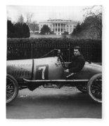 Racecar, 1922 Fleece Blanket