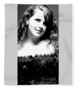 Rachel Rachel Fleece Blanket