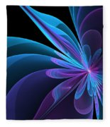 Radiant Beauty Fleece Blanket